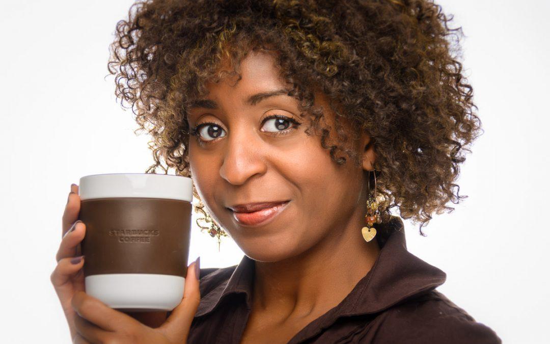 Starbucks Coffee for Headshot Event