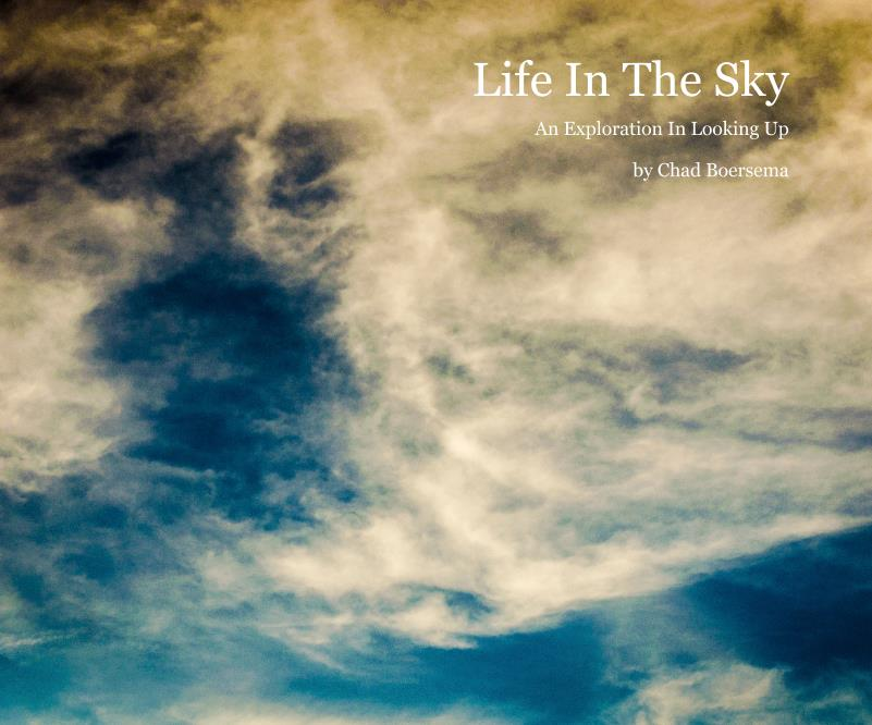 """""""Life In The Sky"""" by Chad Boersema"""